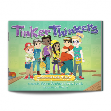 Tinker Thinkers Augmented Reality Edition