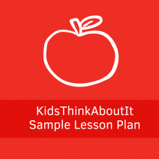 Sample Lesson: Let the Thinking Begin